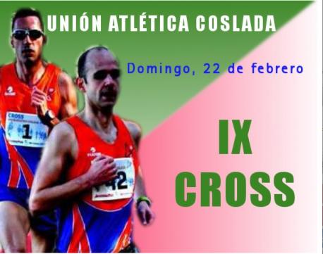 IX Cross Unión Atlética Coslada