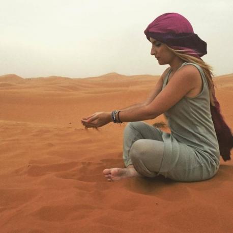Errachidia es una pequeña ciudad marroquí en la que Elbassma y Marian García han centralizado sus esfuerzos
