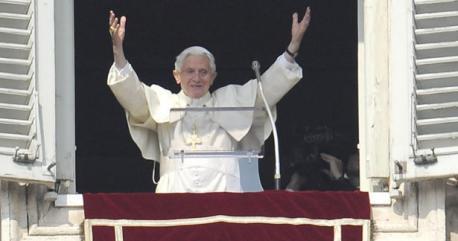 Renuncia Papa Benedicto XVI