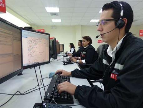 El SIS ECU911 coordina la atención a emergenicas las 24 horas del día.