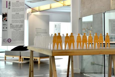 Exposición sobre accesibilidad en ciudades en el Centro Nacional de la Accesibilidad (CENTAC)