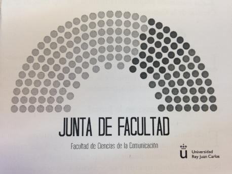 logotipo de la junta de facultad