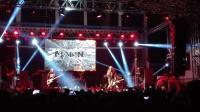 Más de 3000 mil rockeros llegaron a Latacunga para el Festival
