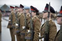 Mujeres del Ejército Británico