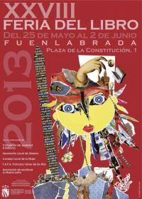 Cartel XXVII Feria del Libro