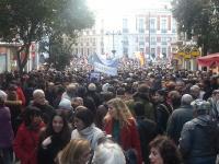 """Manifestación """"Podemos"""" del 31 de enero"""