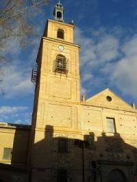 Iglesia Santa María la Antigua de Vicálvaro