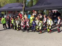 Escuela de pilotos de minimotos