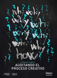 Cartel del evento 'Auditando el Proceso Creativo'