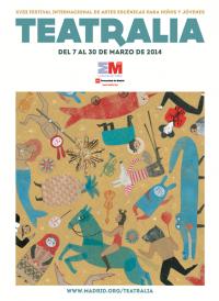 Cartel de Teatralia 2014 | Fuente: Teatralia