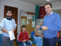 """El concejal de Asuntos Sociales se reúne con los portavoces de """"El Consejo"""""""