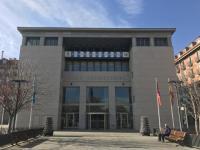 Fachada edificio principal Ayuntamiento de Leganés
