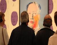 """La exposición """"Warhol: el arte mecánico"""" resulta ser una de las exposiciones más visitadas en lo que llevamos de año"""