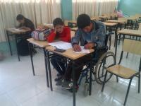 ENES, Estudiantes con discapacidad, Zona 3