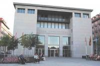Fachada del Ayuntamiento de Leganés