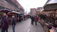 Puestos del mercado medieval de Fuenlabrada