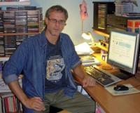 Pablo Francescutti en su despacho.