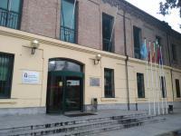 Edificio gestión URJC