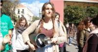 Huelga del día 14 en la facultad de Leganés de la UC3M