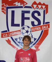 Club Deportivo Leganés Fútbol Sala, Ignacio Ruiz Estramiana, fichaje