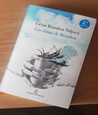 Las Sombras de Brandon, libro de César Brandon