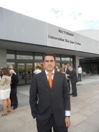 Imagen del docente Juan Carlos Aguado Franco, doctorado en Economía y profesor de la Universidad Rey Juan Carlos