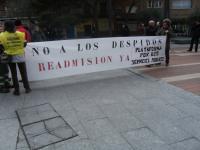 Manifestación en Alcorcón contra los recortes