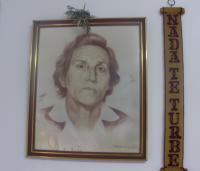 Imagen de Paquita Gallego, fundadora del comedor