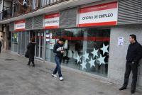 Oficina del INEM en Alcorcón