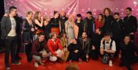 Participantes de Eurovisión 2018 se reunen en Madrid (Adrián V.)