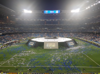 Celebración Santiago Bernabéu