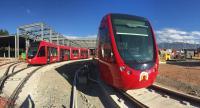 Primeros tranvías de Cuenca
